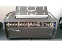 Mesa Boogie MK v Head and 2*12 Mesa Rectifier cab