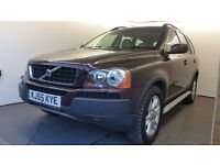 2005 | Volvo XC90 2.4D SE | Auto | Diesel | 2 Former Keepers | Service History | 8 Months MOT |