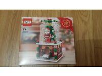 lego 40223 snowglobe (limited edition)