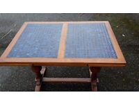 DINNING TABLE (EXTENDABLE)
