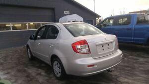 2009 Suzuki SX4 -