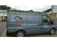 Builder . Property maintenance . Plastering . Roof repairs. Guttering. Upvc. landscaping