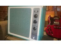 Tone King Falcon, US Boutique Valve Amp, 12W, Ironman attenuator, Eminence 'Ragin Cajun' Speaker'