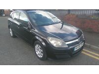 2006 Vauxhall Astra 1.6 i 16v Club 5dr Hatchback Ideal Family Car £895 p/x welcome
