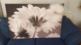 Large flower picture
