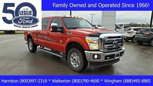 2013 Ford F-250 Lariat 4X4 | NAV | One Owner | Sony Audio