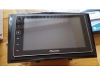 Pioneer SPH DA120 car sterio with apple carplay. like new