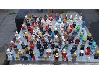 263 VARIOUS LEGO FIGURES