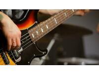Experienced Bass Guitar Tutor in SW London
