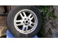 2003 Range Rover alloy wheel for L322