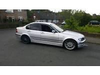 *BMW 320D REMAPPED 4 DOOR SALOON 2.0 DIESEL £800 OR SWAPS*