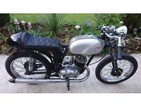 BSA Bantam Bike Full MOT