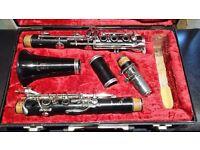 Boosey & Hawkes Regent Clarinet with Original Case