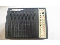 Decent acoustic amplifier Ashdownb AAR3