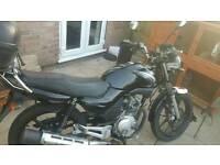 Selling Yamaha Ybr 125!