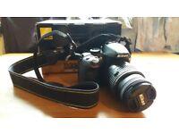 Nikon D3300 DSLR Camera with 18-55 VR II Kit Lens