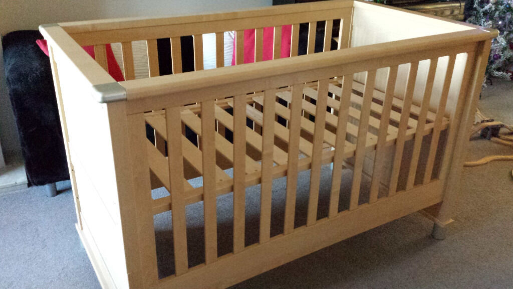 Cot Bed For Sale Gumtree