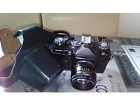 Zenit vintage camera