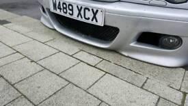 Bmw e46 m3 bumper
