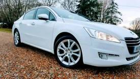 Peugeot 508 Active HDI 2.O white