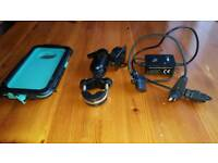 Motorcycle samsung charger