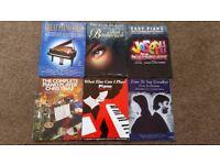 piano sheet music bundle