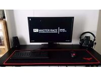 Full Gaming PC Setup - High Spec - Perfect Condition - £500 ono *REDUCED*