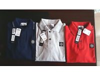 Stone Island Long / Short Sleeve Polo Shirt (Wholesale Only)