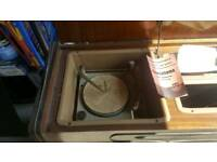 Regentone radiogramophone