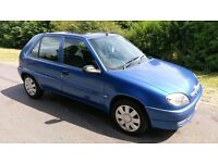 2000 CITREON SAXO FOR SALE