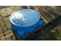 Turtle Sand pit huge outdoor toy