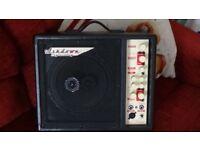 Ashdown radiator 100 watt acoustic amplifier