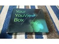 YouView Box (Free View, Smart Box). TalkTalk