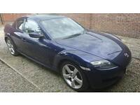 2005 55 plate Mazda RX8
