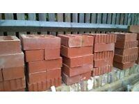 Engineering bricks red