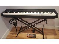 Yamaha P35 Portable Digital Piano - Black