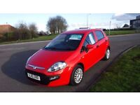 FIAT PUNTO EVO2010,Electric Windows,Remote Central Locking,Full Service History,Very Clean Condition