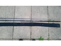 Shimano Forcemaster commercial float 12ft rod