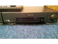 Panasonic NV-HS900 /VHS/ SUPER VHS/ VCR/VIDEO RECORDER