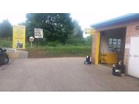 mechanic and tyre shop for sale