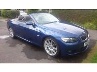 BMW 335i M Sport Convertible - Full Service History - 3.0 Manual
