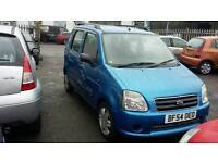 54 PLATE SUZUKI WAGON R. 1.3 PETROL. EXCELLENT LITTLE CAR