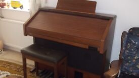 orla electric organ(made in italy)