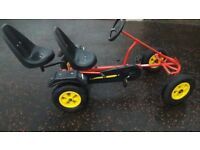 Pedal Go Kart Dino Cars **Excellent Condition××