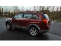 LONG MOT-2008 CHEVROLET CAPTIVA LT 5S VCDI-2.0 DIESEL-4×4-CHEAP!(Vauxgall Antara,Ford,Jeep,VW)