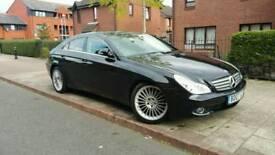 Mercedes cls 320 cdi 7g