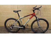 Mens mountain bike GIANT BOULDER Frame 17''
