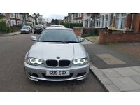 BMW 320 COUPE.REAL HEADTURNER!!!REMAPPED!!!MODIFIED