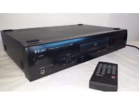 TEAC CD-P1160D CD Player