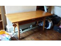 Church antique table